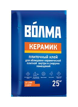 """Клей """"Волма-Керамик"""" 25кг (48шт.)"""