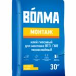 "Смесь монтажная ""Волма-монтаж"" 30кг (40шт.)"