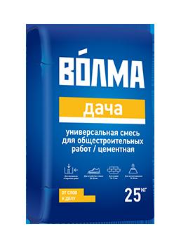 "Смесь монтажная ""Волма-Дача"" 25кг (48шт.)"
