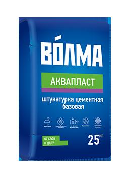 "Штукатурка ""Волма-Аквапласт"" 25кг"