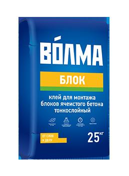 """Смесь монтажная """"Волма-Блок"""" 25кг (48шт.)"""
