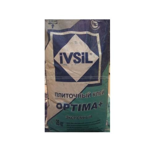 IVSIL OPTIMA+ 25кг ( 48 шт.)