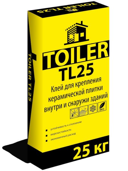 TOILER TL 25