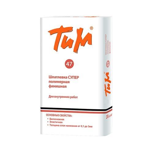 ТиМ № 47 Супер полимерная финишная