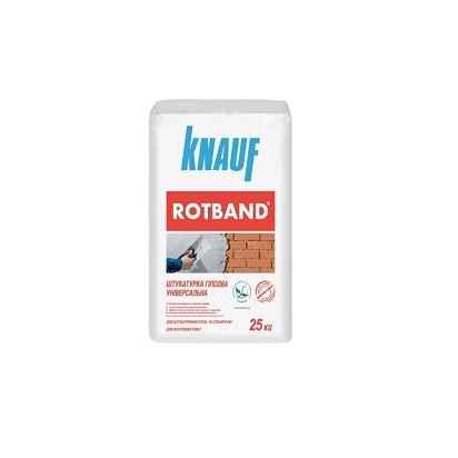 штукатурка Кнауф Ротбанд 25 кг